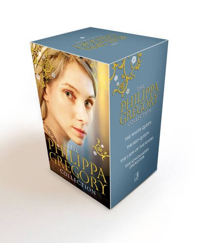 Philippa Gregory Box Set: White Queen, Red Queen, Lady of the Rivers, Kingmaker's Daughter (Cousins War)