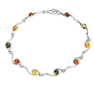 Nature d'Ambre 3180392 Bracelet Femme Argent fin 925/1000 4.89
