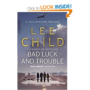 lee child bad luck and trouble pdf