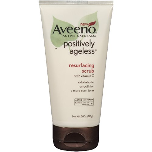 aveeno-positively-ageless-resurfacing-scrub-5-ounce