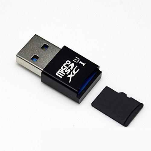 Malloom® Mini 5Gbps Super Velocità USB 3.0 Micro SD / SDXC Tf Lettore Di Schede Adattatore