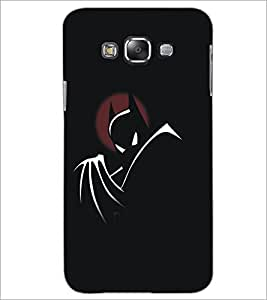 Printdhaba Batman D-5290 Back Case Cover For Samsung Galaxy A7