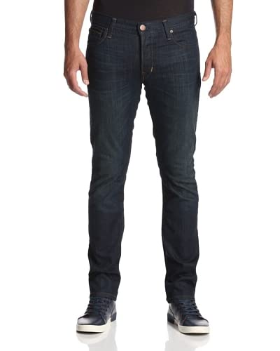 Rogue Men's Deep Wash Slim Straight Jean