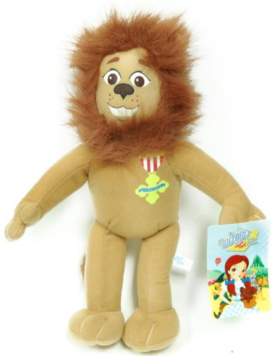 Wizard Of Oz 15 Plush Cowardly Lion