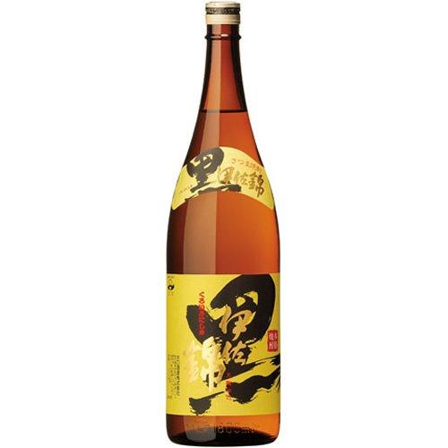 大口酒造 黒伊佐錦 25度 瓶 1800ml