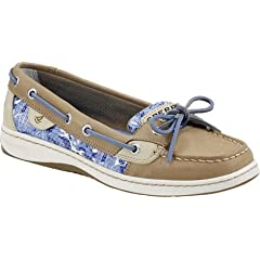 Sperry Top-Sider Ladies Angelfish Perforated Boat Shoe by Sperry Top-Sider