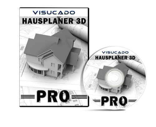visucado hausplaner 3d pro moderne architektur software f r profis. Black Bedroom Furniture Sets. Home Design Ideas