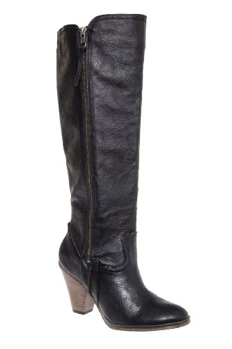 Mia Vagabond Tall High Heel Side Zip Boot