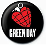 Green Day - Grenade BT 112 - Ansteck Button Ø2,5 cm