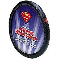 Superman DC Comics Steering Wheel Cover