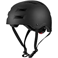 OMorc Impact-Resistant Safety Helmet for Adult (Black)