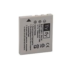 Tyfy KLIC7005 Digital Camera Battery