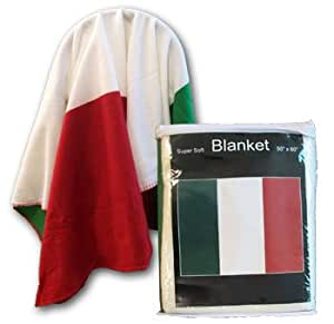 "Italy - 50"" x 60"" Polar Fleece Blanket"