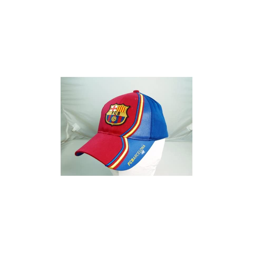 FC BARCELONA OFFICIAL TEAM LOGO CAP / HAT   FCB031