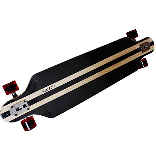 Rimable Drop-through Longboard (41-inch) Sporting Goods ...