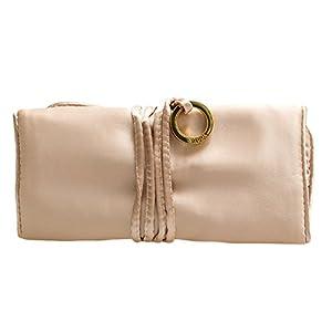 Amazon Com Zarapack Women S Satin Large Jewelry Roll