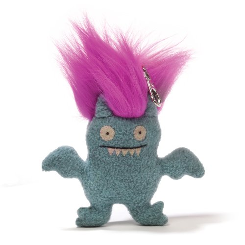 Uglydoll Bad Hair Day - Ice-Bat Clip - 1