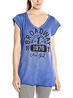 Dimensione Danza Camiseta Manga Corta (Azul)