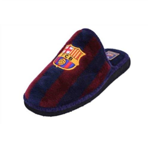 Andinas Futbol Club Barcelona FCB Calzatura, Blu/Rosso, 43