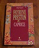 Caprice (0553199390) by Fayrene Preston