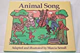 Animal Song (0316781916) by Sewall, Marcia