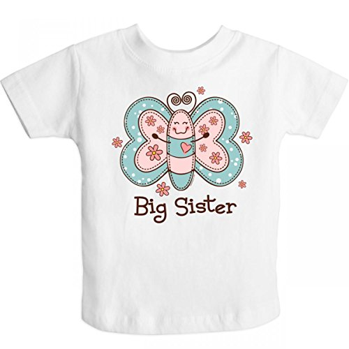 Toddler Big Sister Shirts