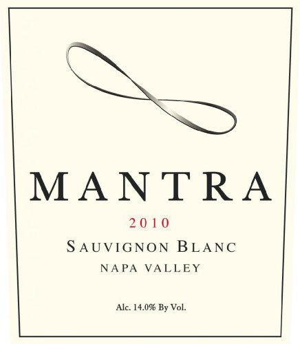 2010 Mantra Wines Sauvignon Blanc White Wine
