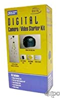 Digital Concepts 19960 Deluxe Digital Video Accessory Kit (Tripod, Case, Lens...