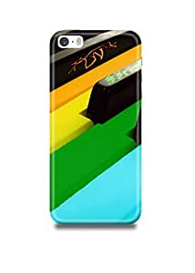 Colorful Piano iPhone SE Case