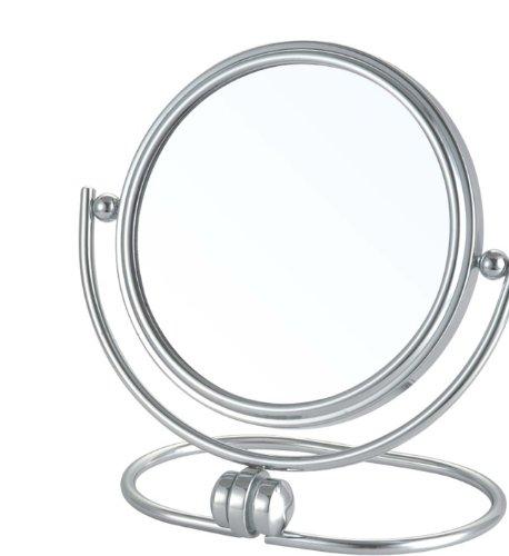 Danielle Hang Up Plus Vanity, Chrome, 5X front-936161