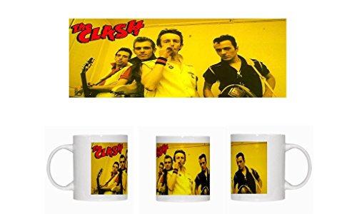 The Clash Tazza in ceramica