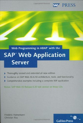 Web Programming in ABAP with the SAP Web Application Server (2nd Edition)