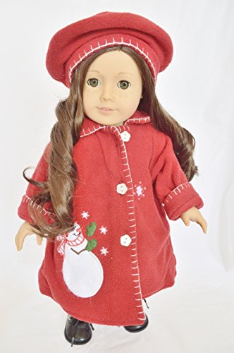 WINTER COAT FOR AMERICAN GIRL DOLLS