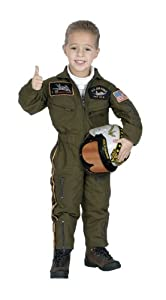 Child (2-3) Air Force Pilot Costume