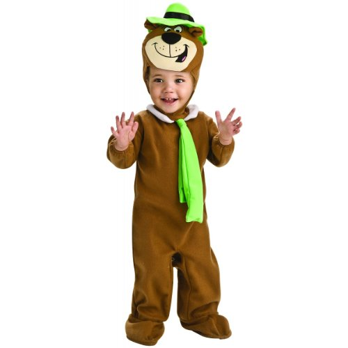 Yogi Bear Costume - Toddler