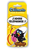Chaussette Telephone Calimero Z'ADORE TELEPHONER