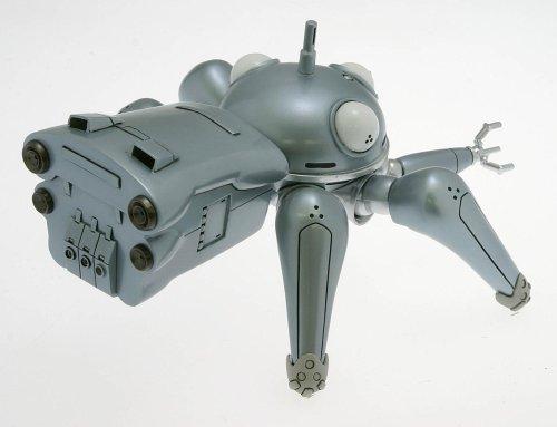 攻殻機動隊S.A.C タチコマンズ タチシルバー (1/24スケールABS塗装済みアクションフィギュア)