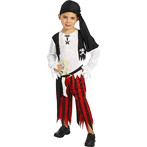 Lil Pirate Cabin Boy Toddler Costume