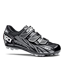 Sidi 2013 Women's Sun Mountain Cycling Shoes (Black/Silver - 40)