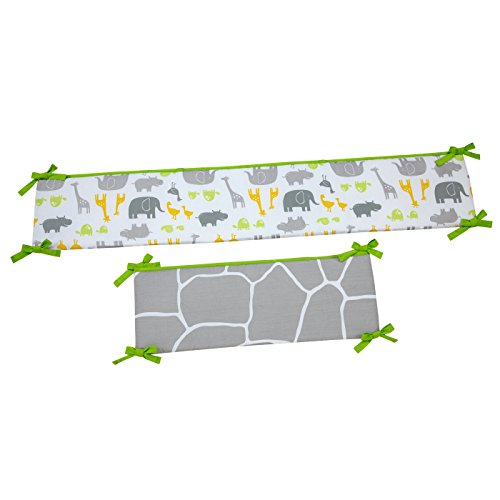 Carter's Animals Collection Crib Bumper