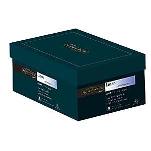 Southworth Fine Linen Envelopes, 25% Cotton, Size 10, Ivory, 250 Count (J564-10)