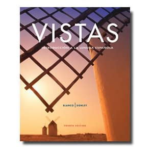 Vistas 4th edition