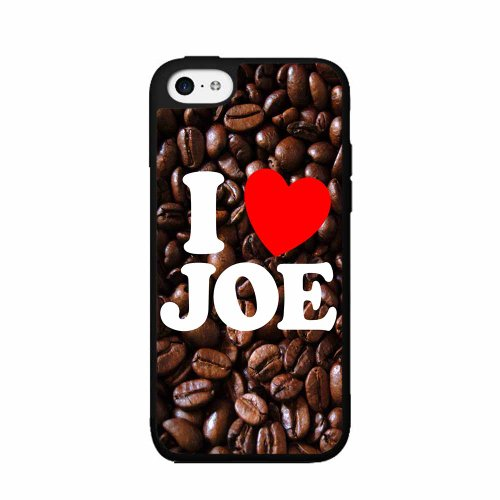 I Love Joe- Plastic Phone Case Back Cover Iphone 5 5S