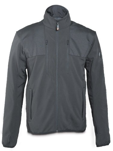 Manfrotto MA LSS050M-SBB Men's PRO Soft Shell Jacket - S (Black)