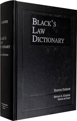 Black s Law Dictionary 10th Edition launches today