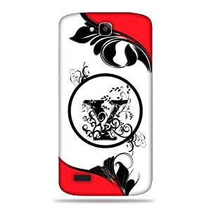 Huawei Honor Holly printed back cover (3D)
