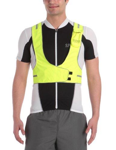 Gore Mythos Neon Running Wear Men's/Unisex Sleeveless Jacket