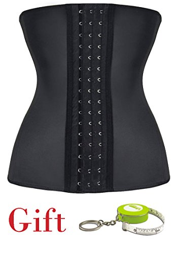 angool-corsetto-latice-elastico-waist-trainer-bustino-shaper-perdita-di-peso-regalo-nastro-retrattil