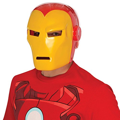 Rubie's Costume Men's Adult Iron Man Mask