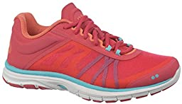 RYKA Women\'s Dynamic 2 Cross-Training Shoe, Azalea/Hot Pink/Fusion Coral/Winter Blue, 8.5 M US